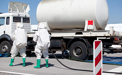 Oil & Chemical Spill Services