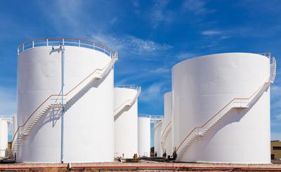 Storage Tank Decommissioning