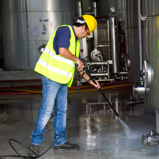 High Pressure Water Jetting Services