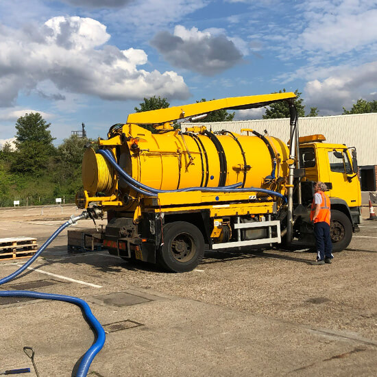 Liquid Waste Transport and Disposal